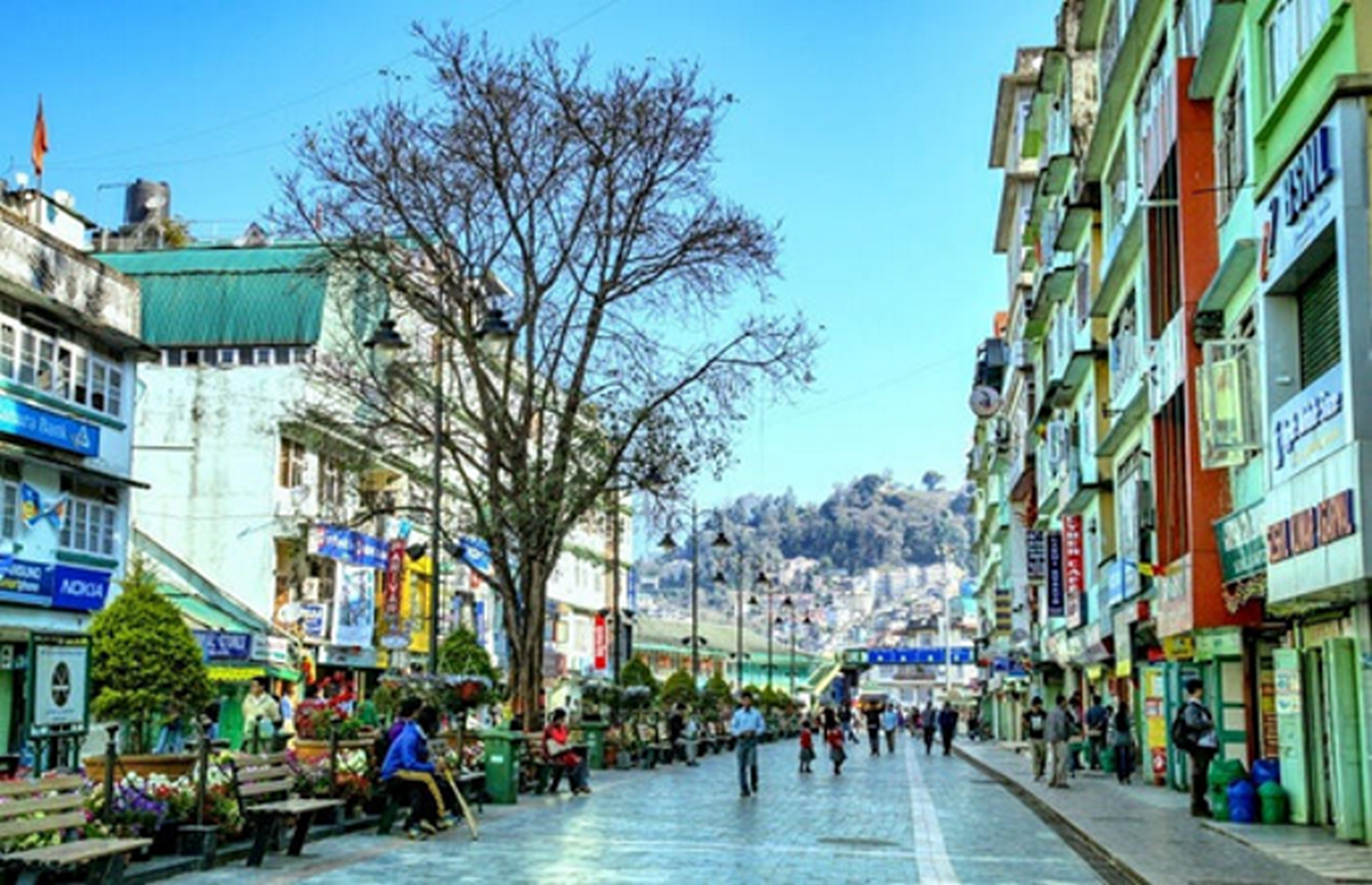 Architecture of Indian Cities Gangtok- Inside the tranquility of Buddhist heritage - Sheet14