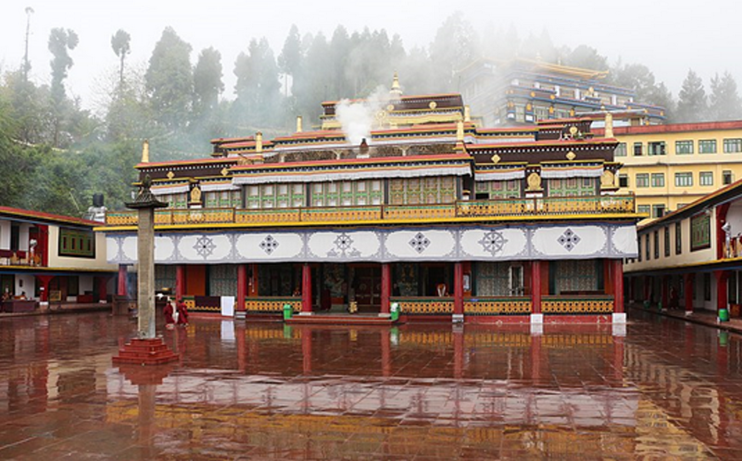 Architecture of Indian Cities Gangtok- Inside the tranquility of Buddhist heritage - Sheet8