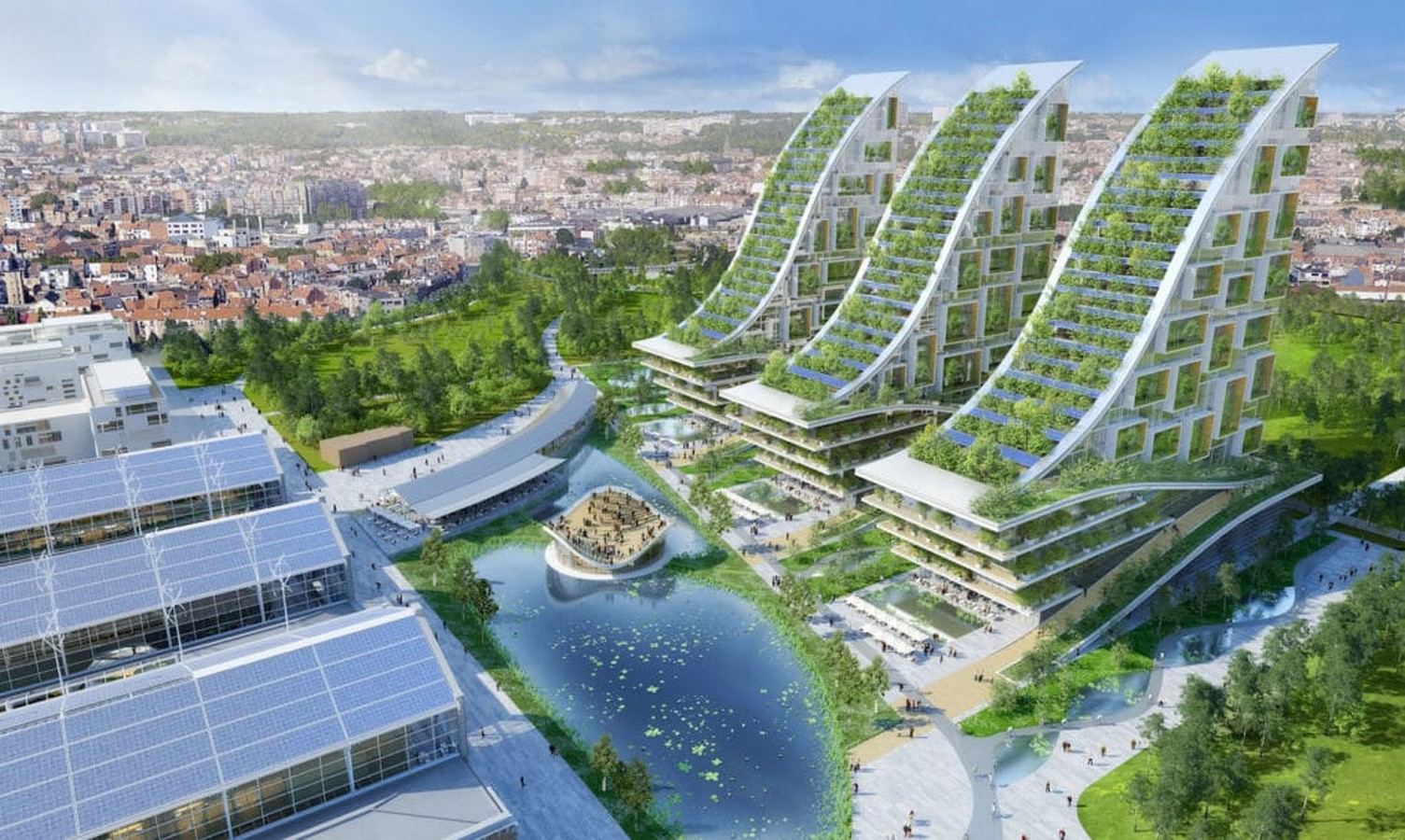 Can biomimicry be executed at city-wide scale - Sheet1