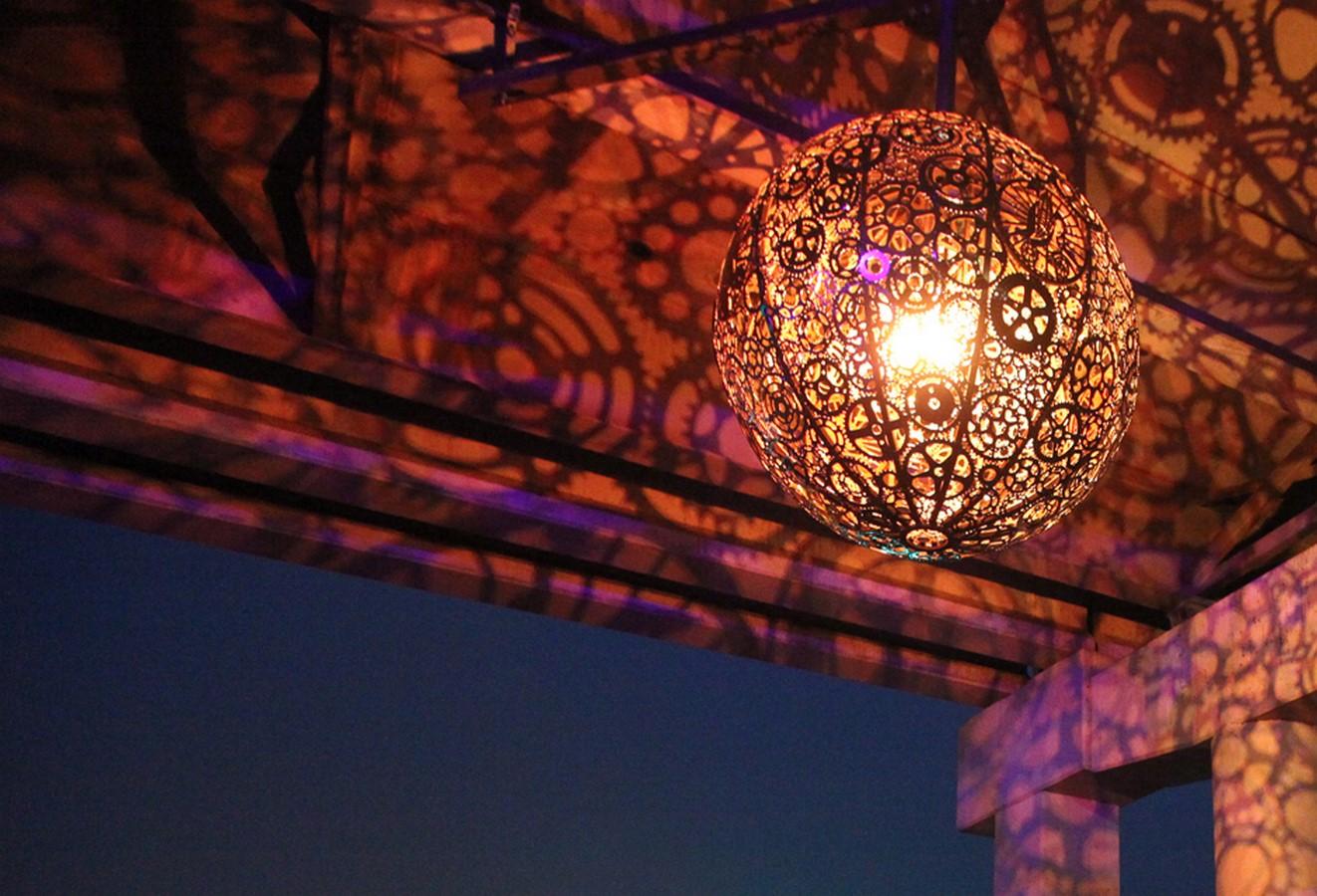 Ballroom Luminoso - Sheet2