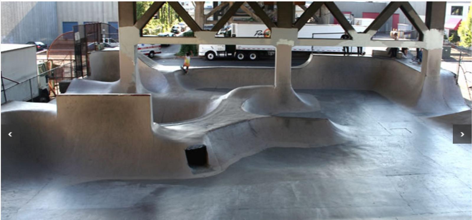 Burnside SkatePark - Sheet2