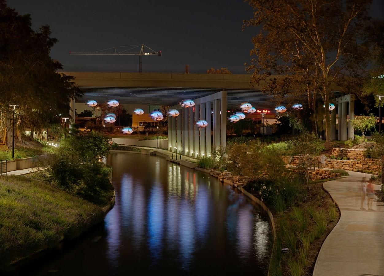 San Antonio Riverwalk - Sheet3