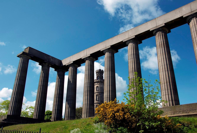 NATIONAL MONUMENT OF SCOTLAND, EDINBURGH - Sheet3