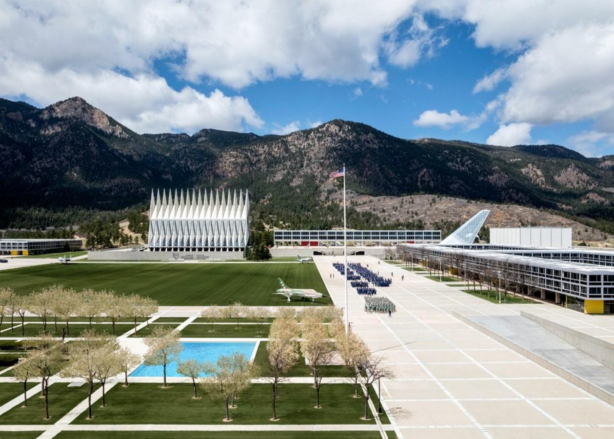 S Air force academy, Colorado