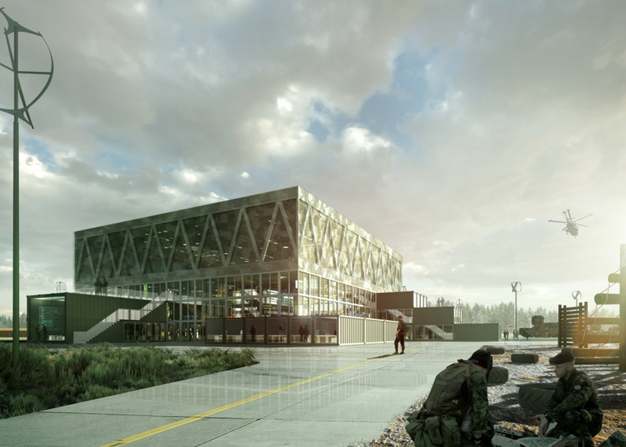 Danish Armed Forces Headquarters- Proposed - Sheet1
