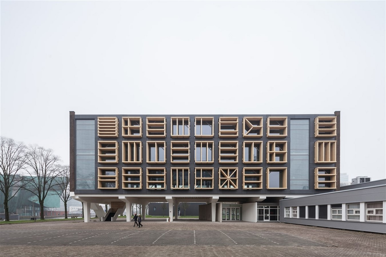 Marine Base Amsterdam Building - Sheet1