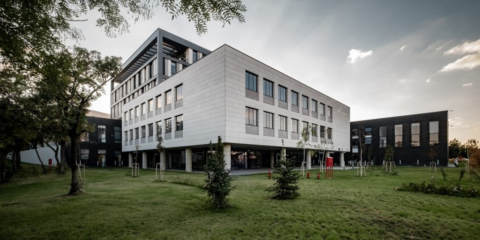 Military Academy Laboratory Centre, Ankara, Turkey - Sheet2