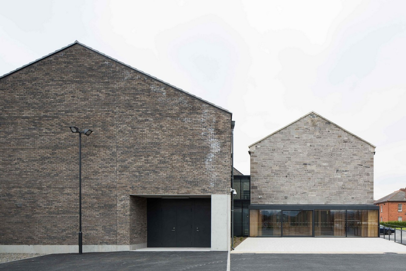 Military Archives and Storage Building, Dublin, Ireland - Sheet2