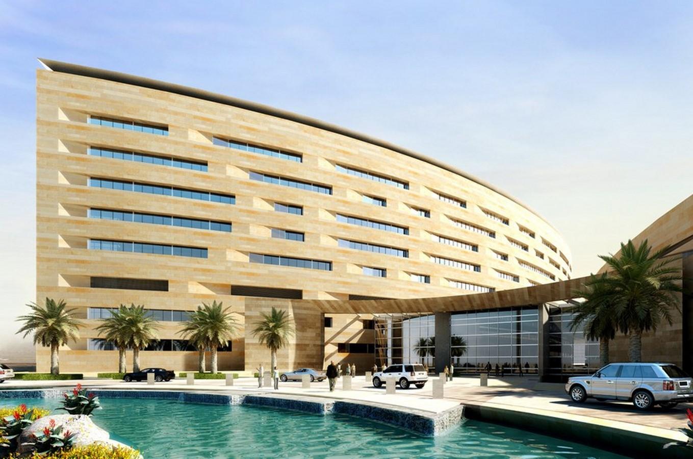 Zayed Military Hospital, Abu Dhabi - Sheet1
