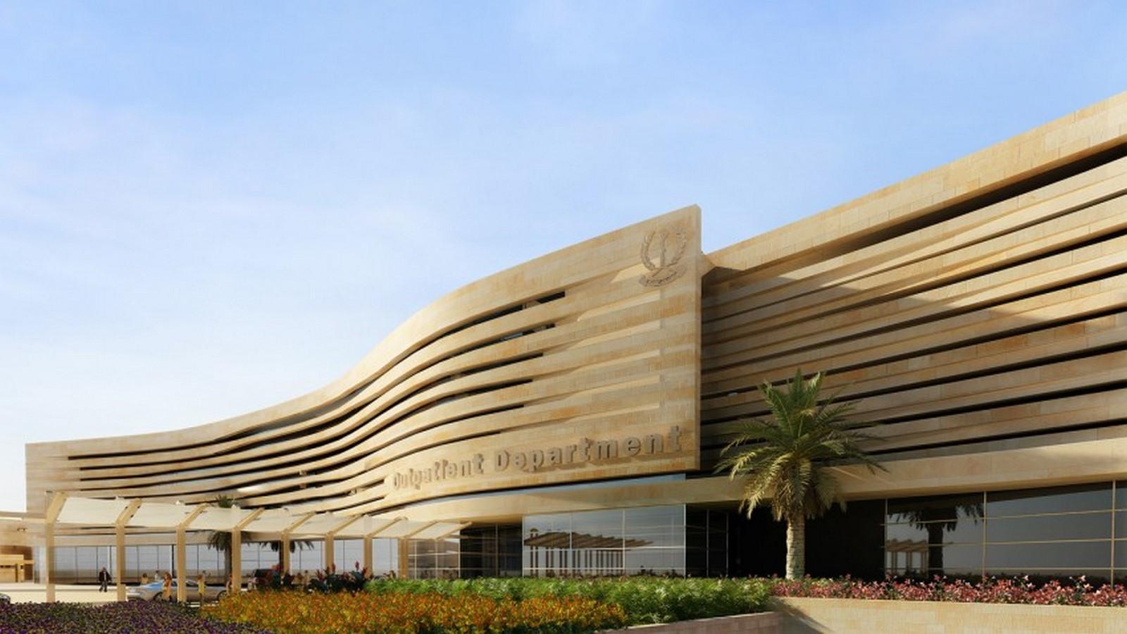 Zayed Military Hospital, Abu Dhabi - Sheet2