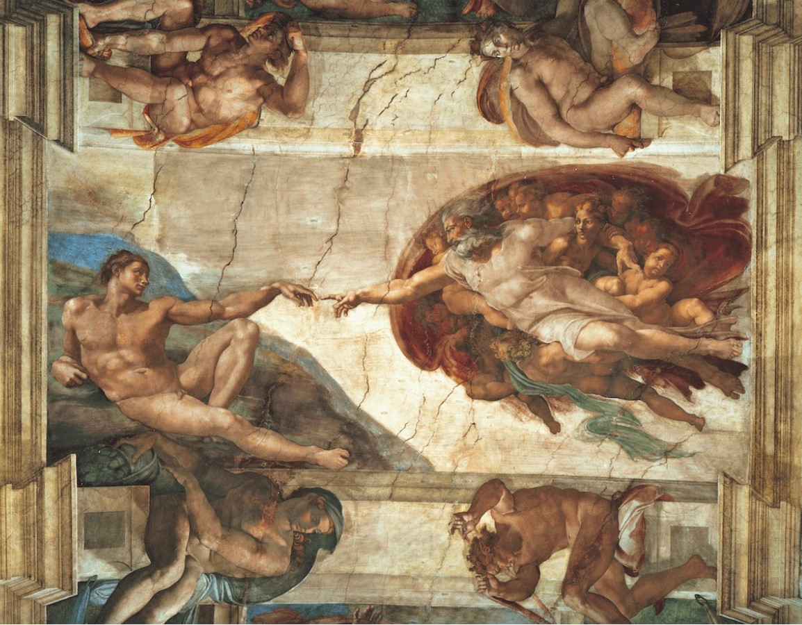The Sistine Chapel stands on the site of the Cappella Maggiore.- Sheet14