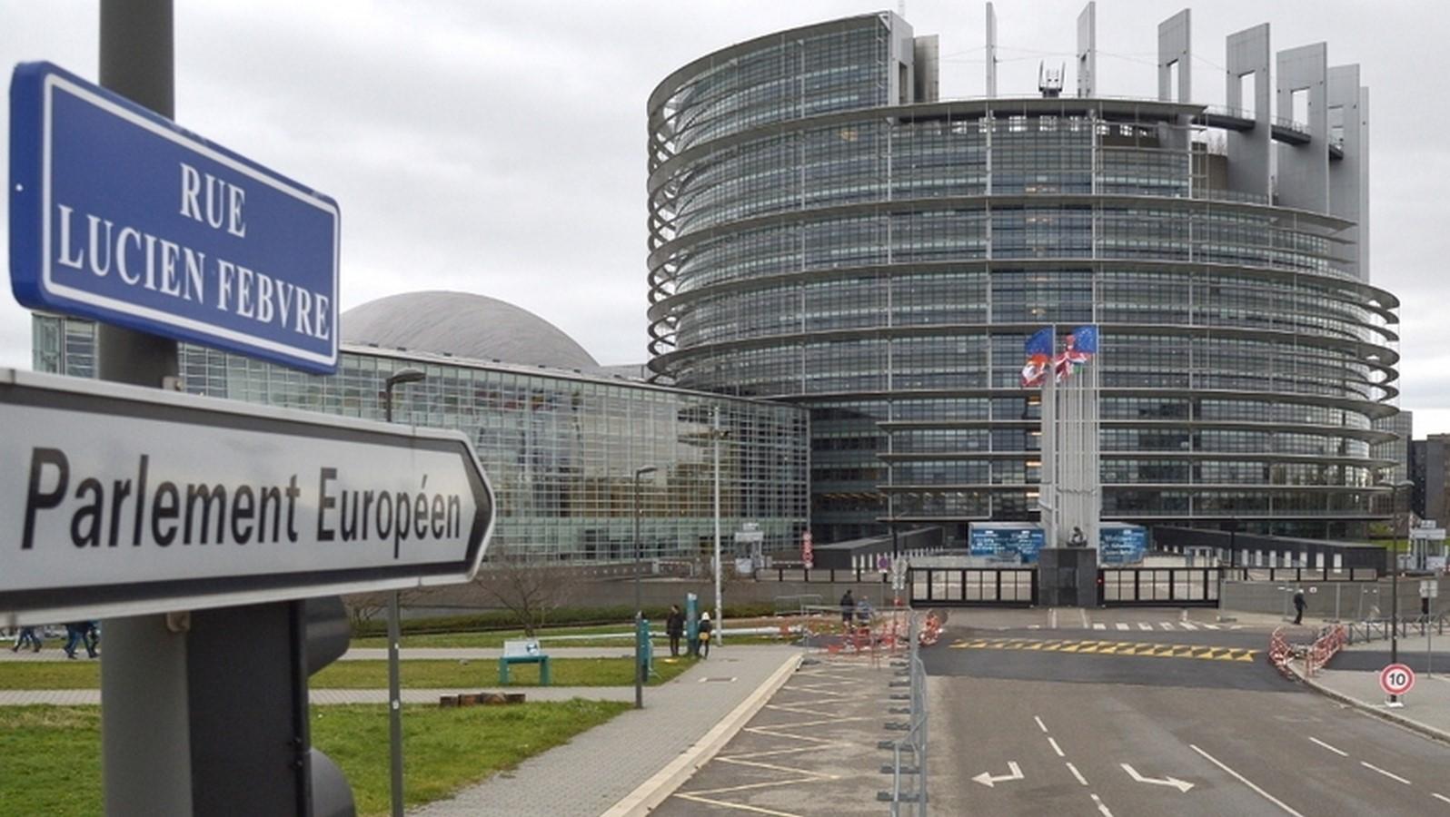EUROPEAN PARLIAMENT - Sheet1