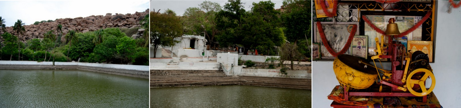 Anegundi- City of Vali-Pampa Sarovar