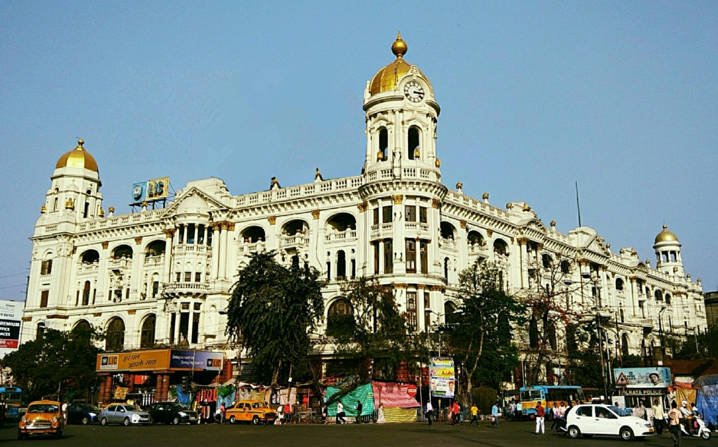 Architecture of Indian Cities_Kolkata- The colonial capital - Sheet4