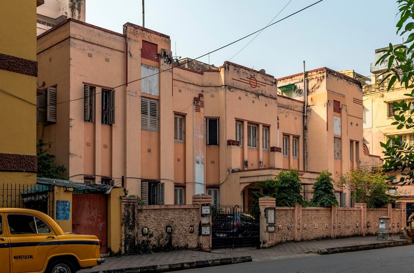 Architecture of Indian Cities_Kolkata- The colonial capital - Sheet3