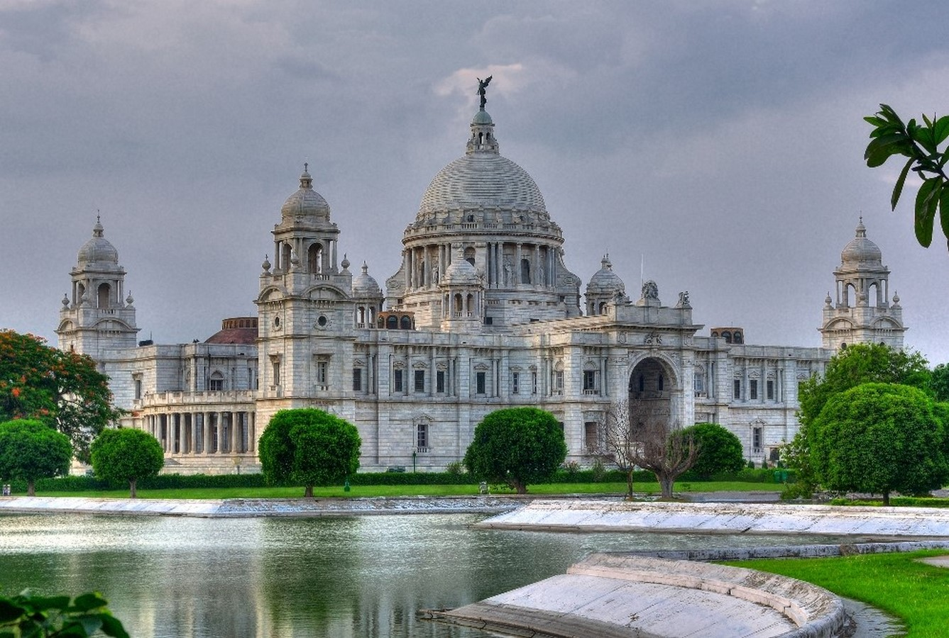 Architecture of Indian Cities_Kolkata- The colonial capital - Sheet1