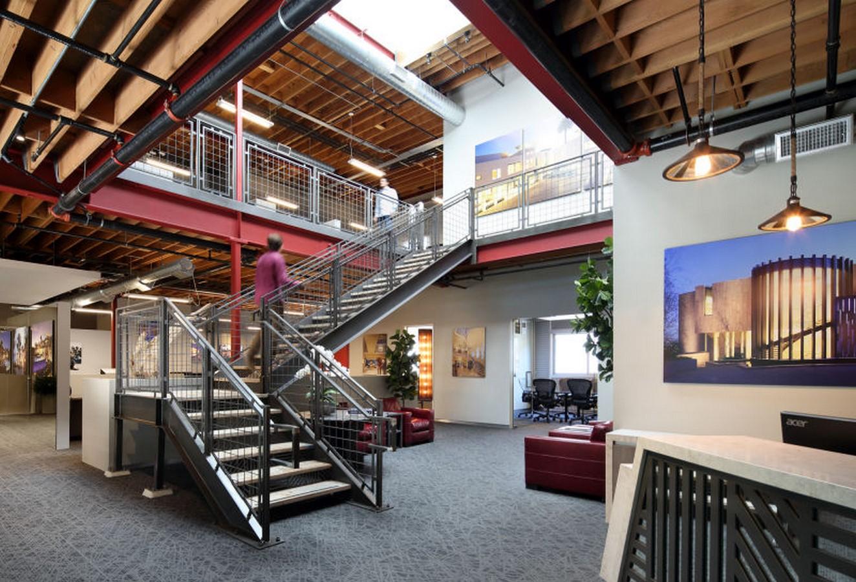 Landry Design Group Office - Sheet1
