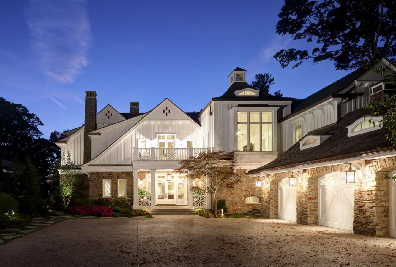 Michigan Lake House - Sheet1