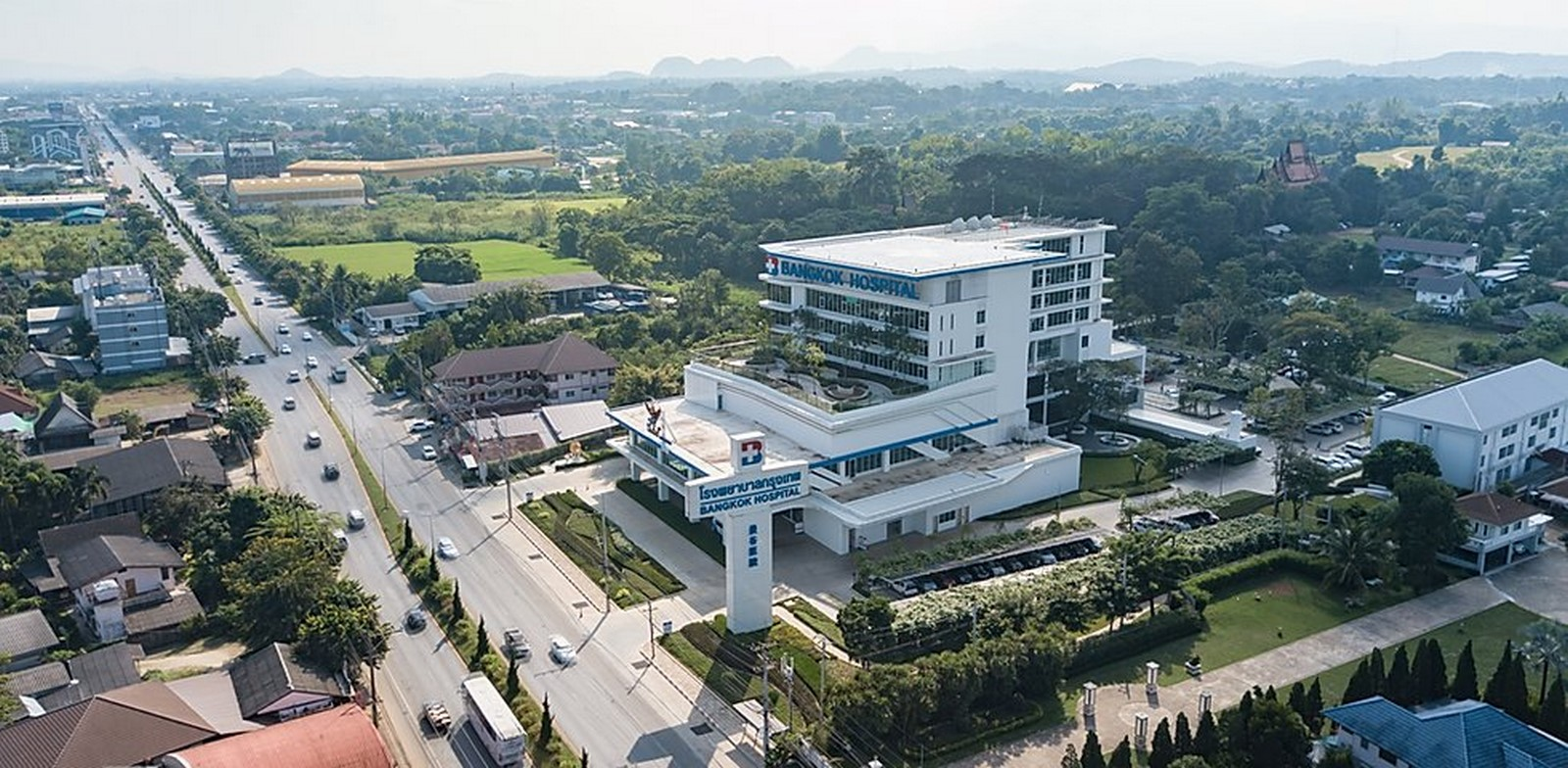 Bangkok Hospital Chiang Rai - Sheet1