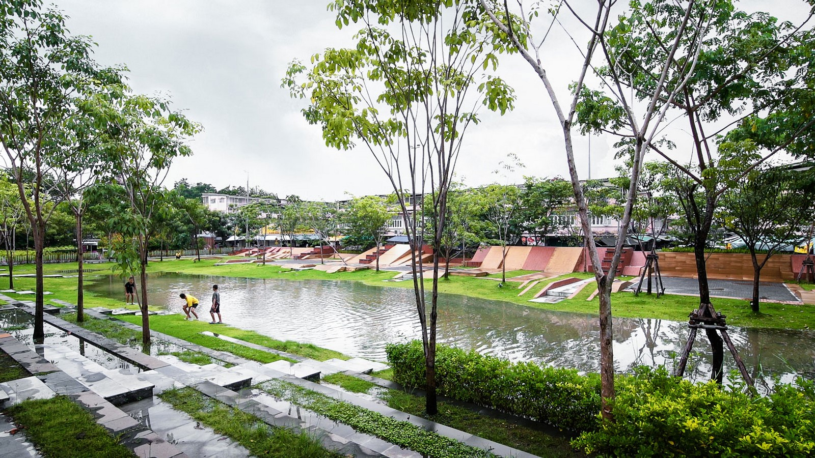 Chulalongkorn University Centenary Park - Sheet3