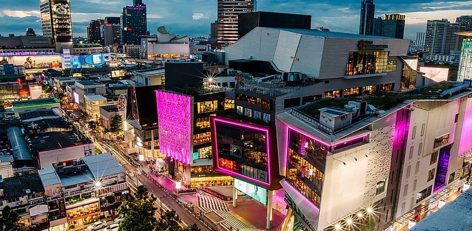 Siam Square One - Sheet3