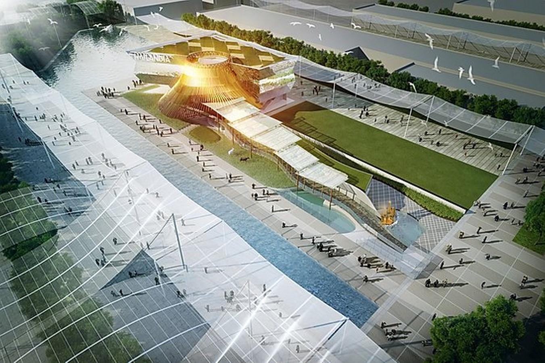 World Expo 2015 Thailand - Sheet1