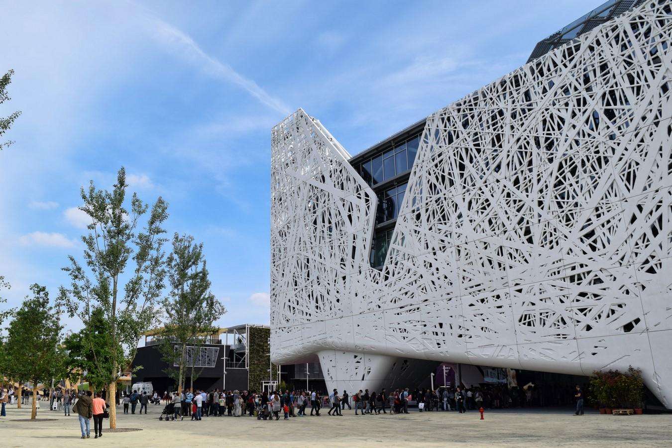 Italy Pavilion – Milan Expo 2015 - Sheet1