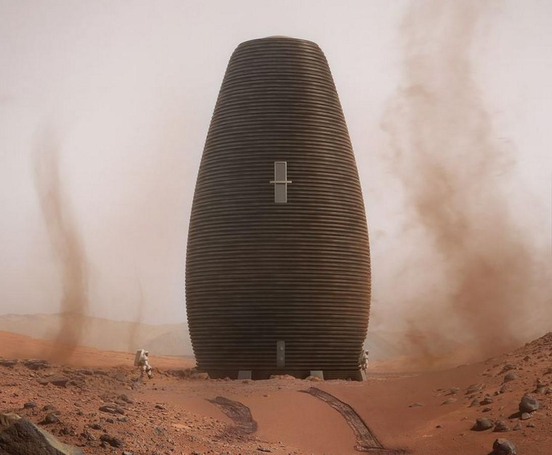 Martian Dust - Sheet2