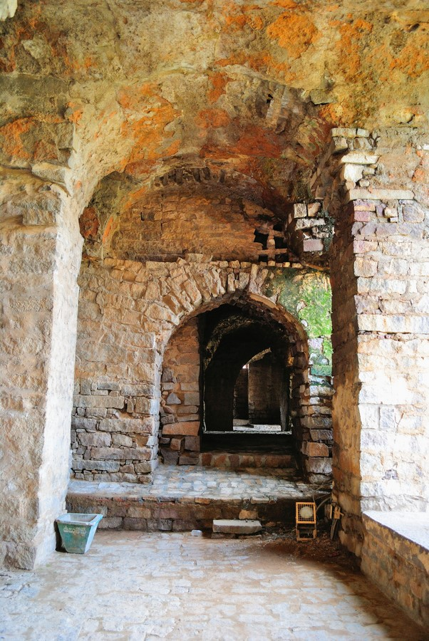Golconda Fort - Sheet2