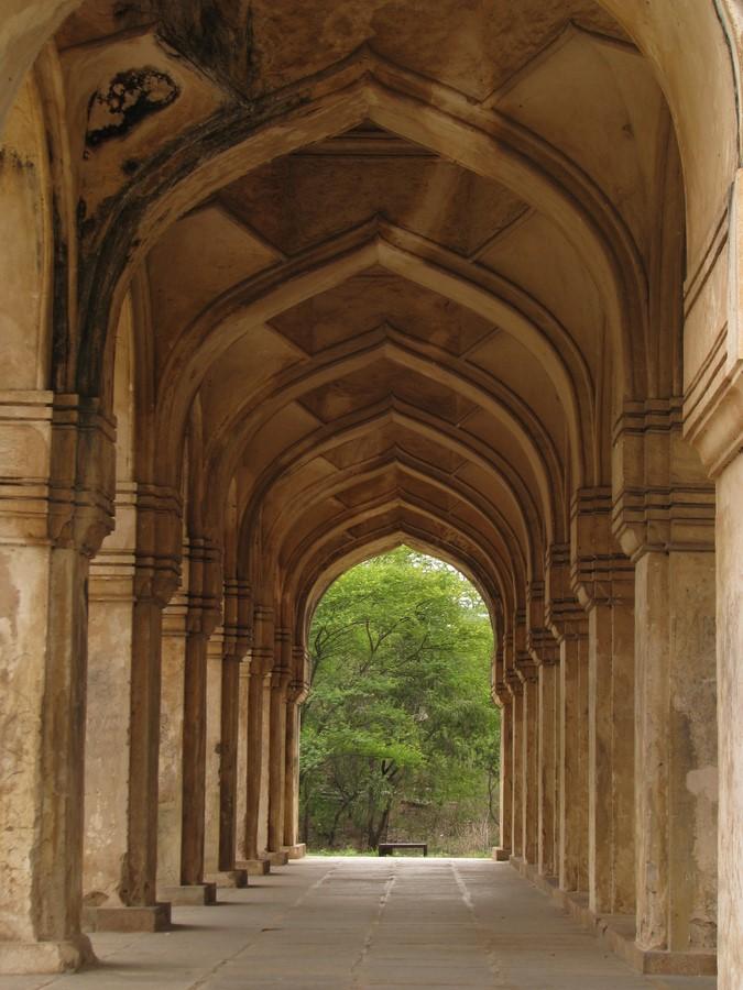 Qutb Shahi Tombs - Sheet2