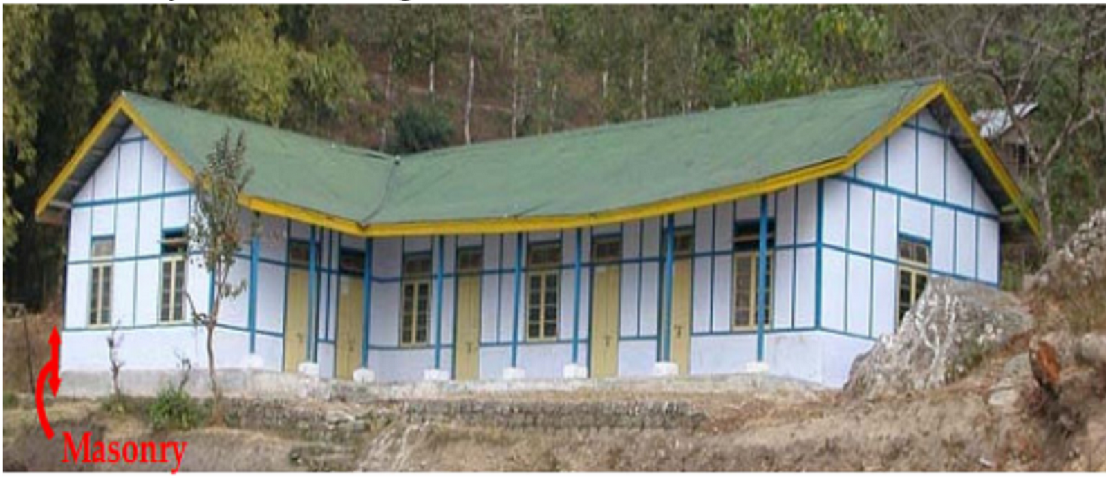 Vernacular Architecture of North east India Building with Bamboo - Sheet2