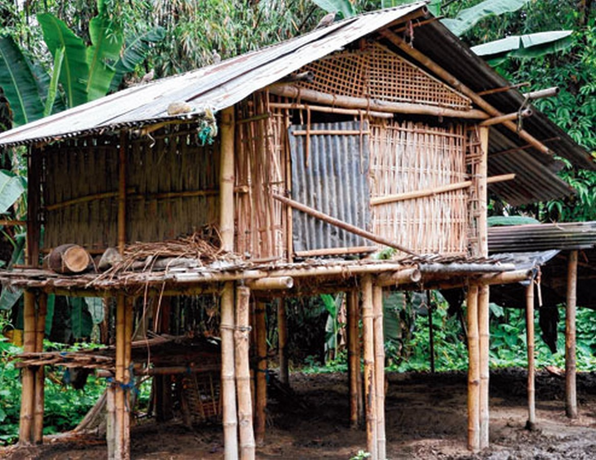 Vernacular Architecture of North east India Building with Bamboo - Sheet4