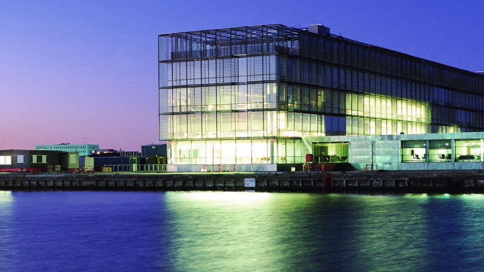 Hugo Boss Headquarters Copenhagen - Sheet1