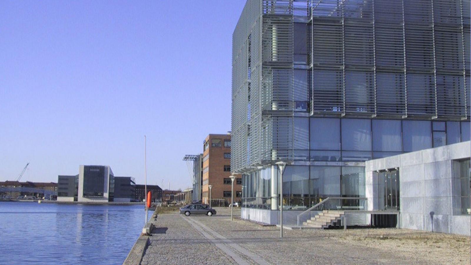 Hugo Boss Headquarters Copenhagen- Sheet2