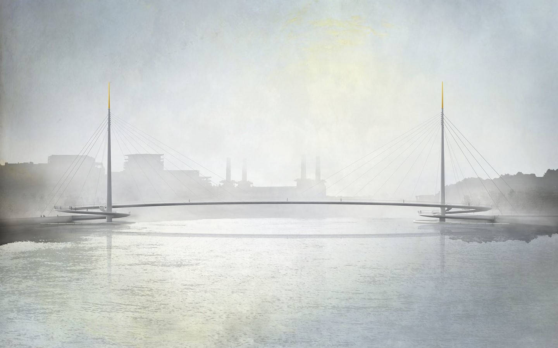 Nine Elms Pimlico Bridge London - Sheet1