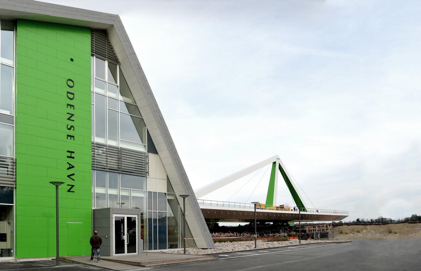 Odense Harbour House Denmark - Sheet2