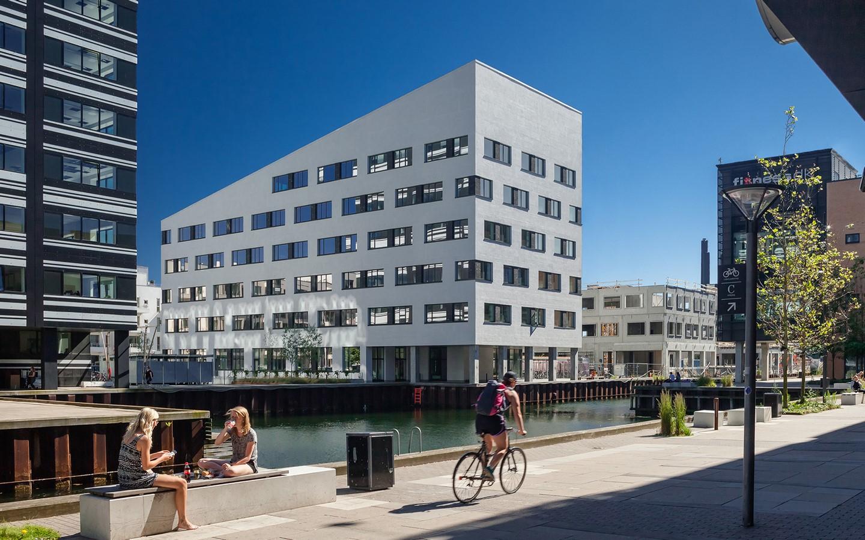 andora Headquarters Copenhagen - Sheet1