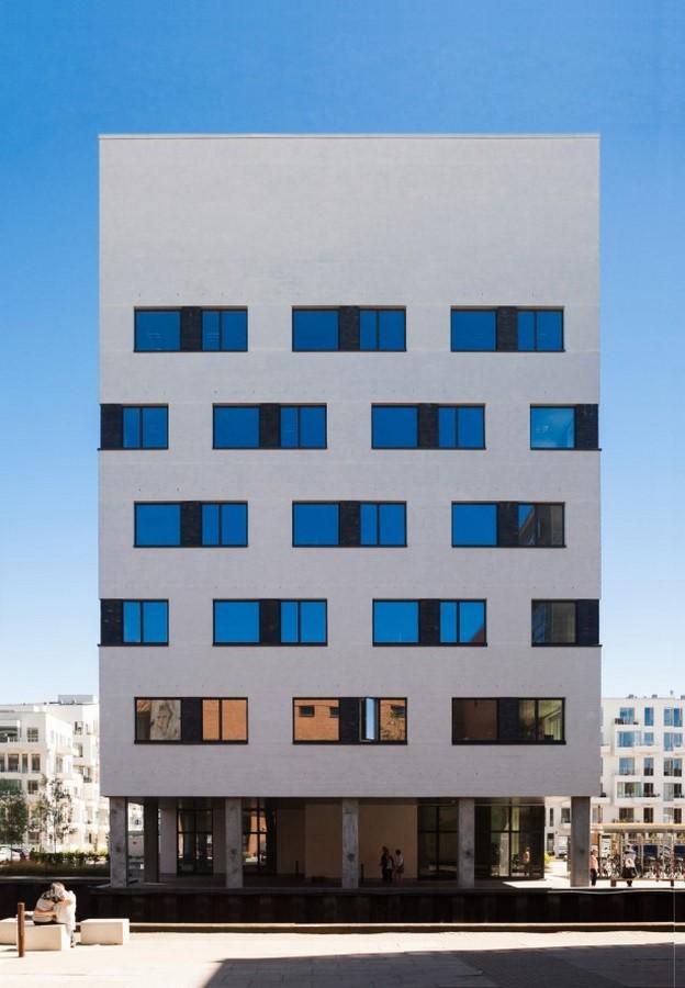 andora Headquarters Copenhagen - Sheet2