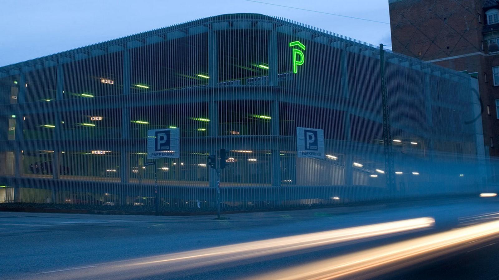 Parking House Norrebro - Sheet1