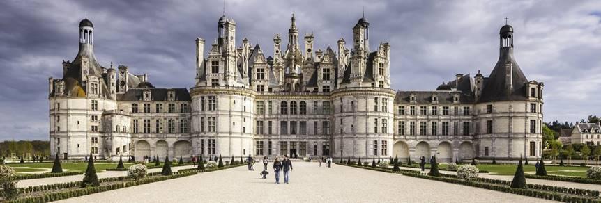Château de Chambord, France - Sheet1