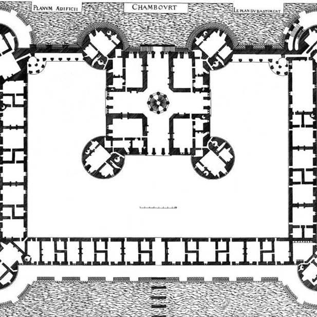 Château de Chambord, France - Sheet2