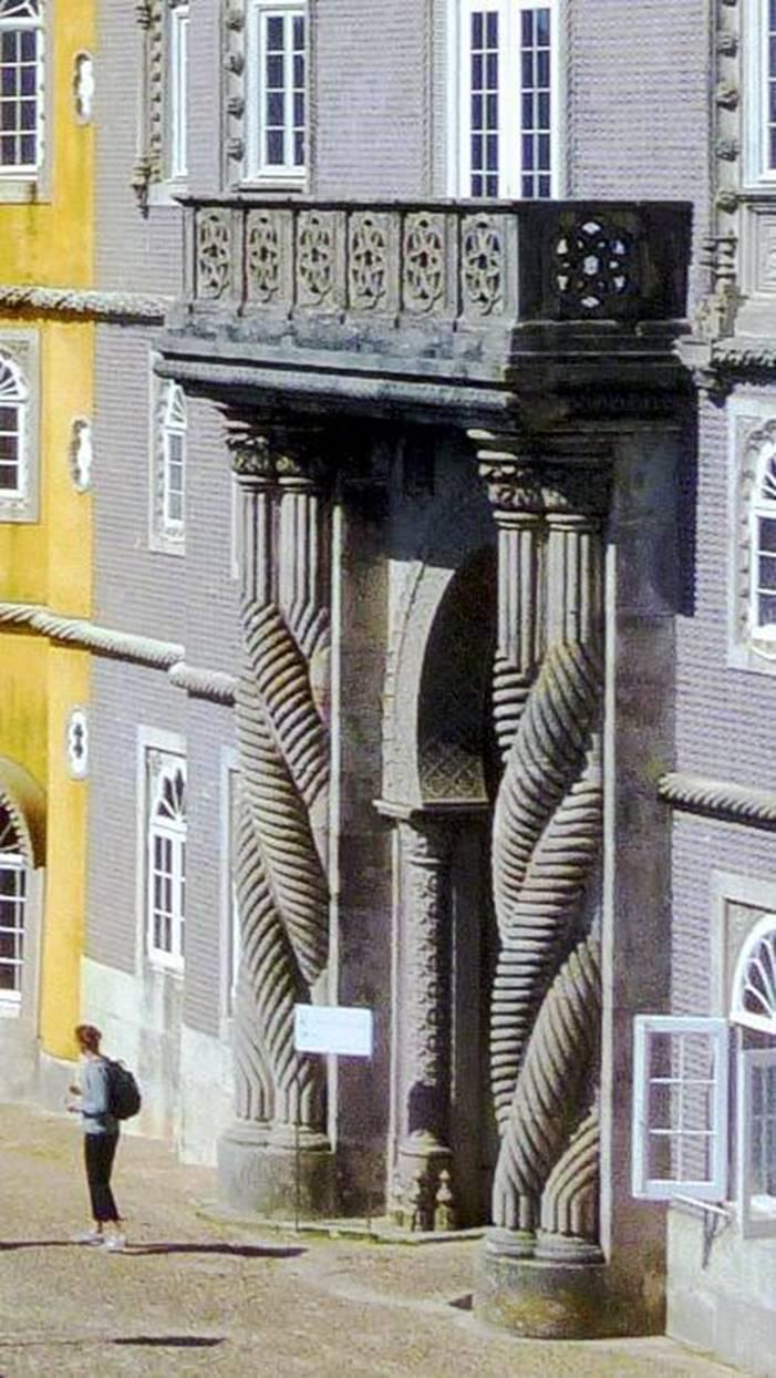 PENA PALACE, PORTUGAL - Sheet4