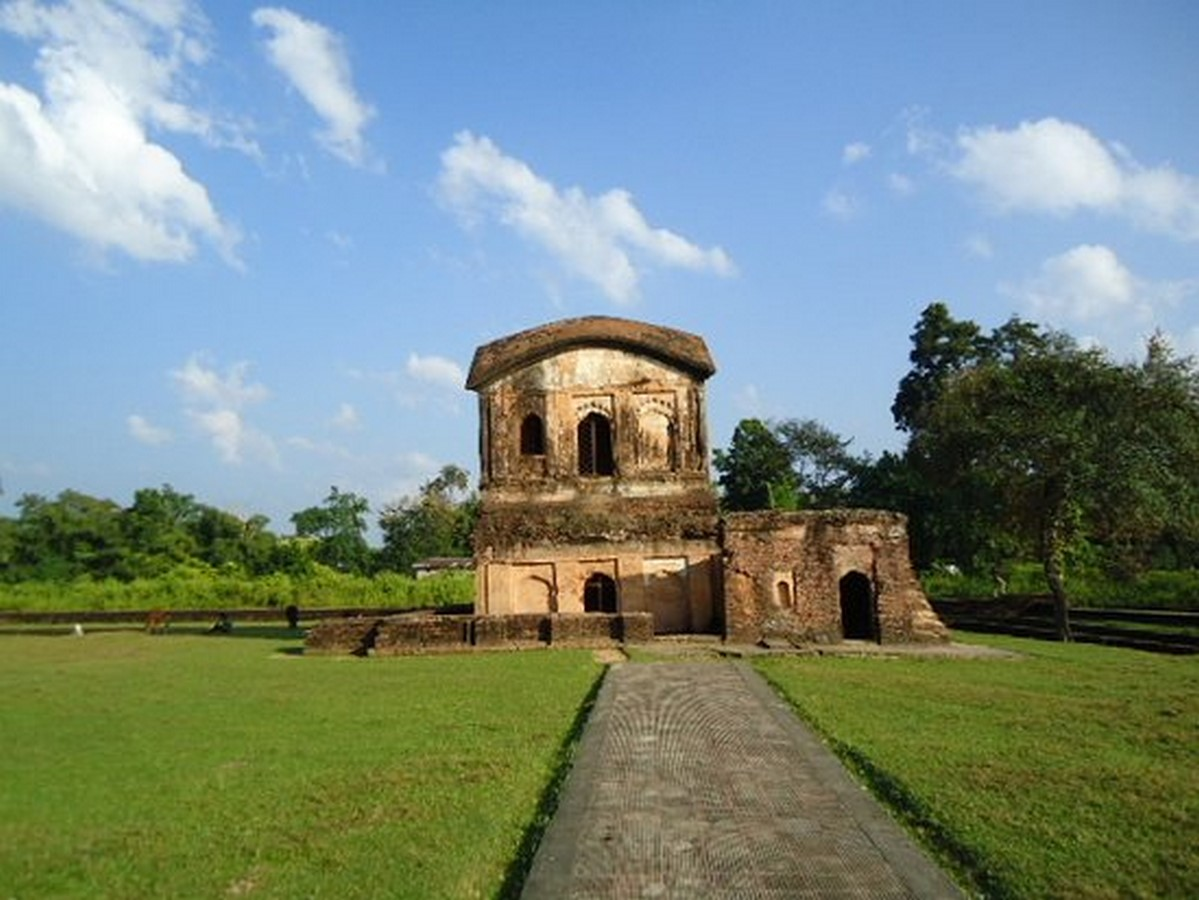 The Heritage Architecture of Assam - Sheet16