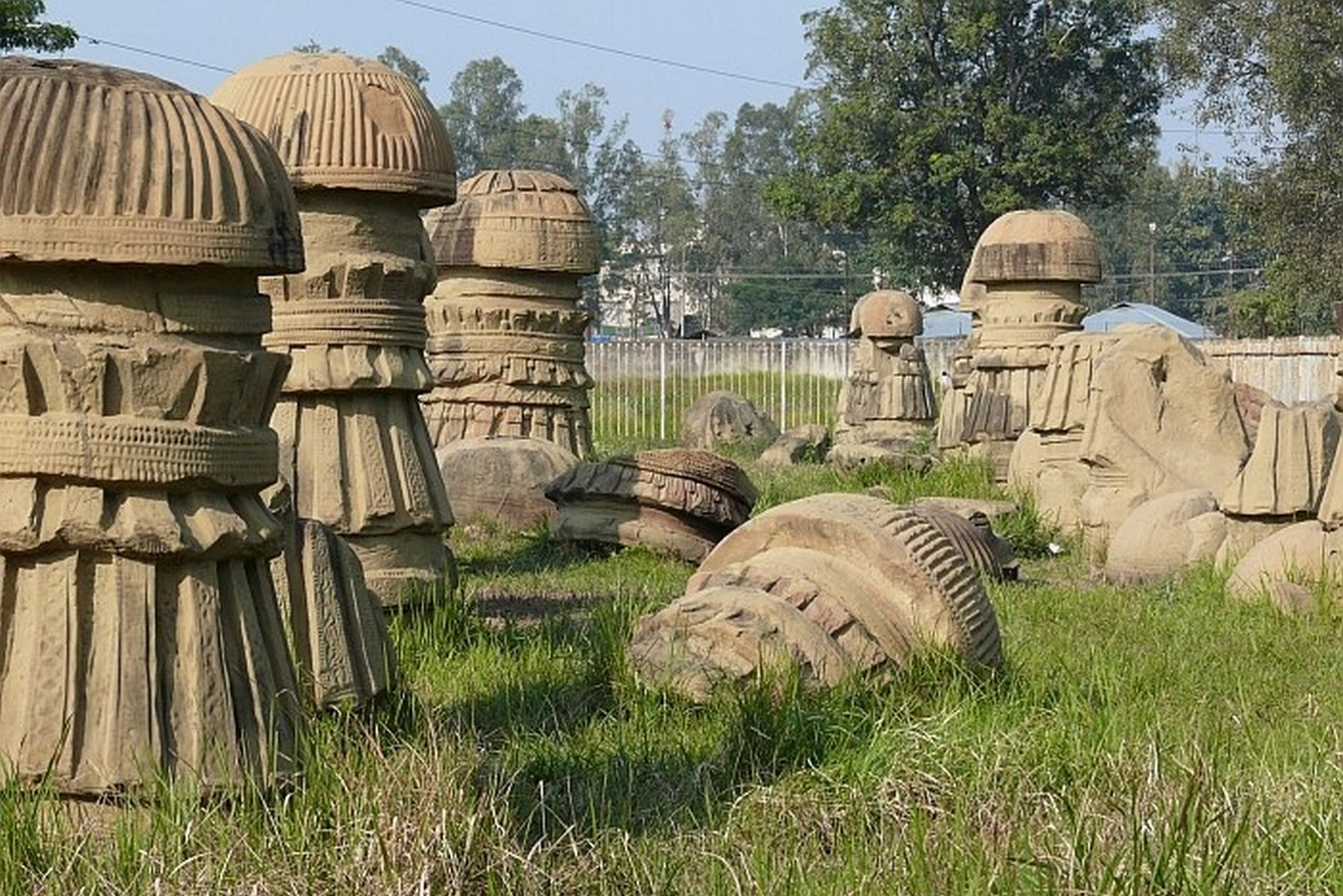 The Heritage Architecture of Assam - Sheet18