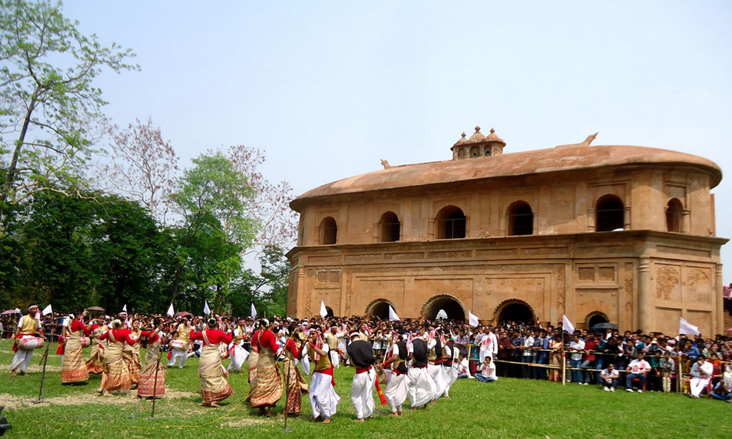 The Heritage Architecture of Assam - Sheet24
