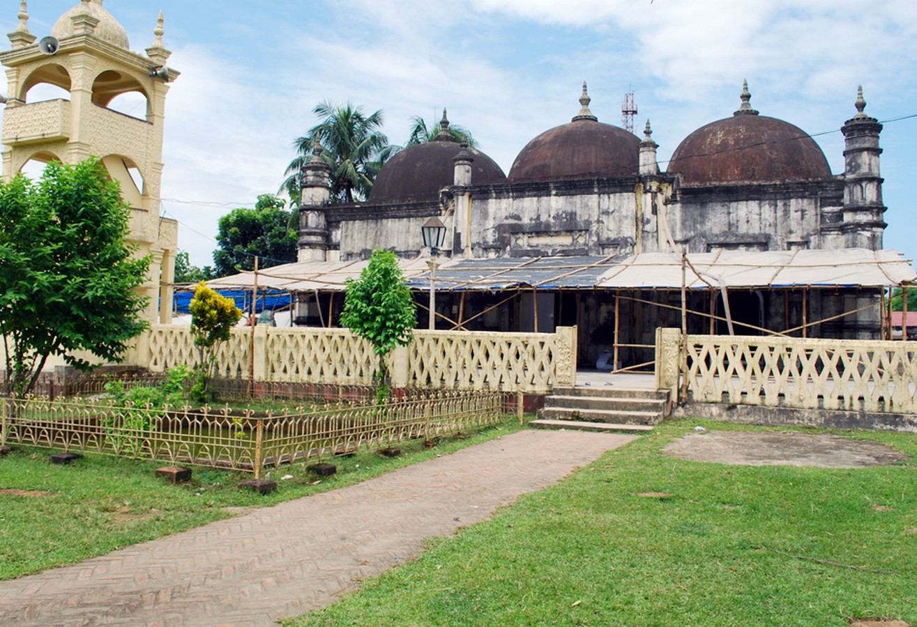 The Heritage Architecture of Assam - Sheet25