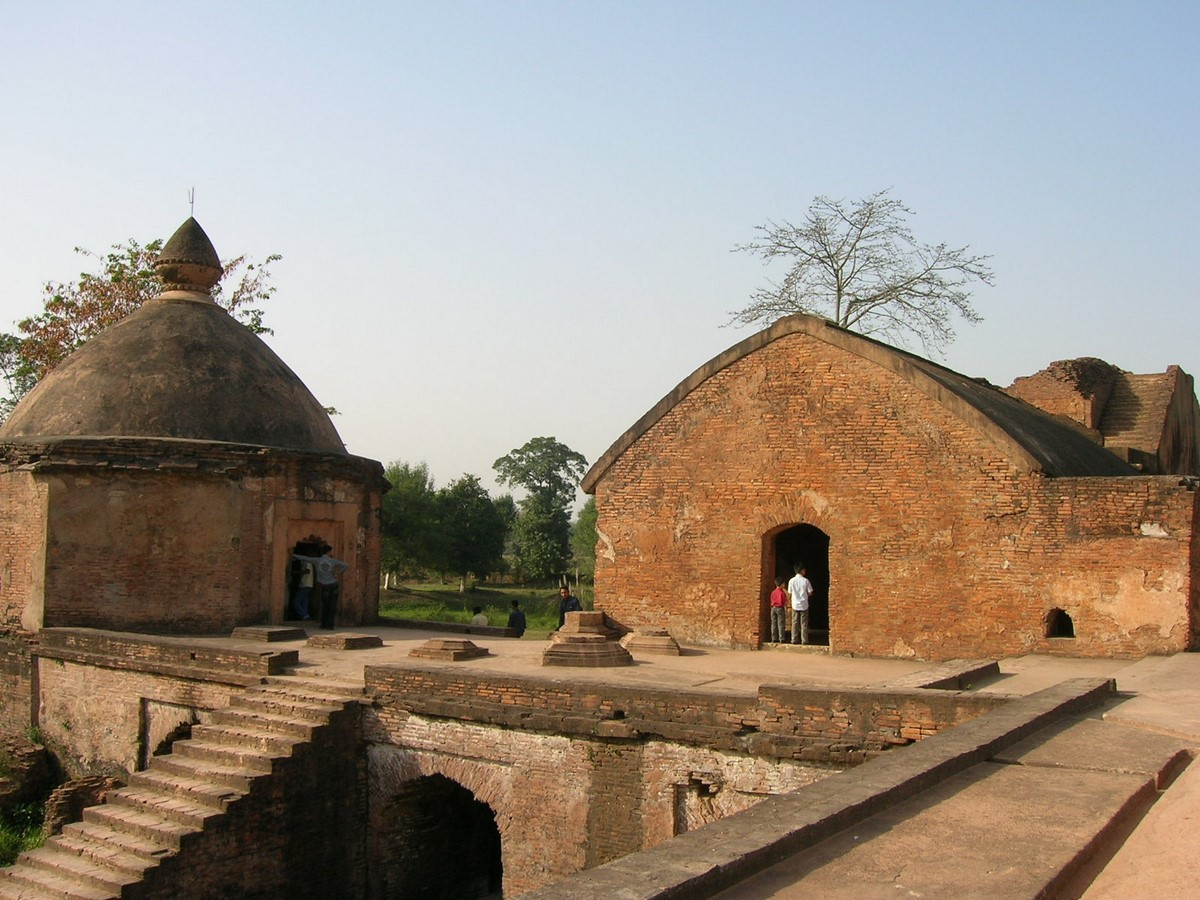 The Heritage Architecture of Assam - Sheet7