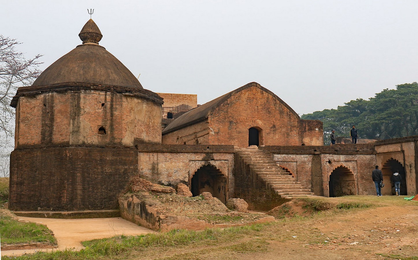 The Heritage Architecture of Assam - Sheet9