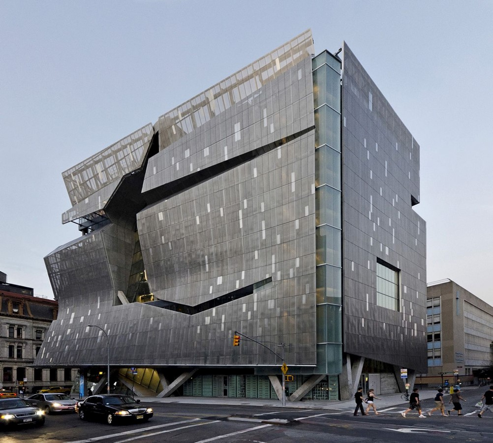 Cooper Union for the Advancement of Science and Art - Sheet1