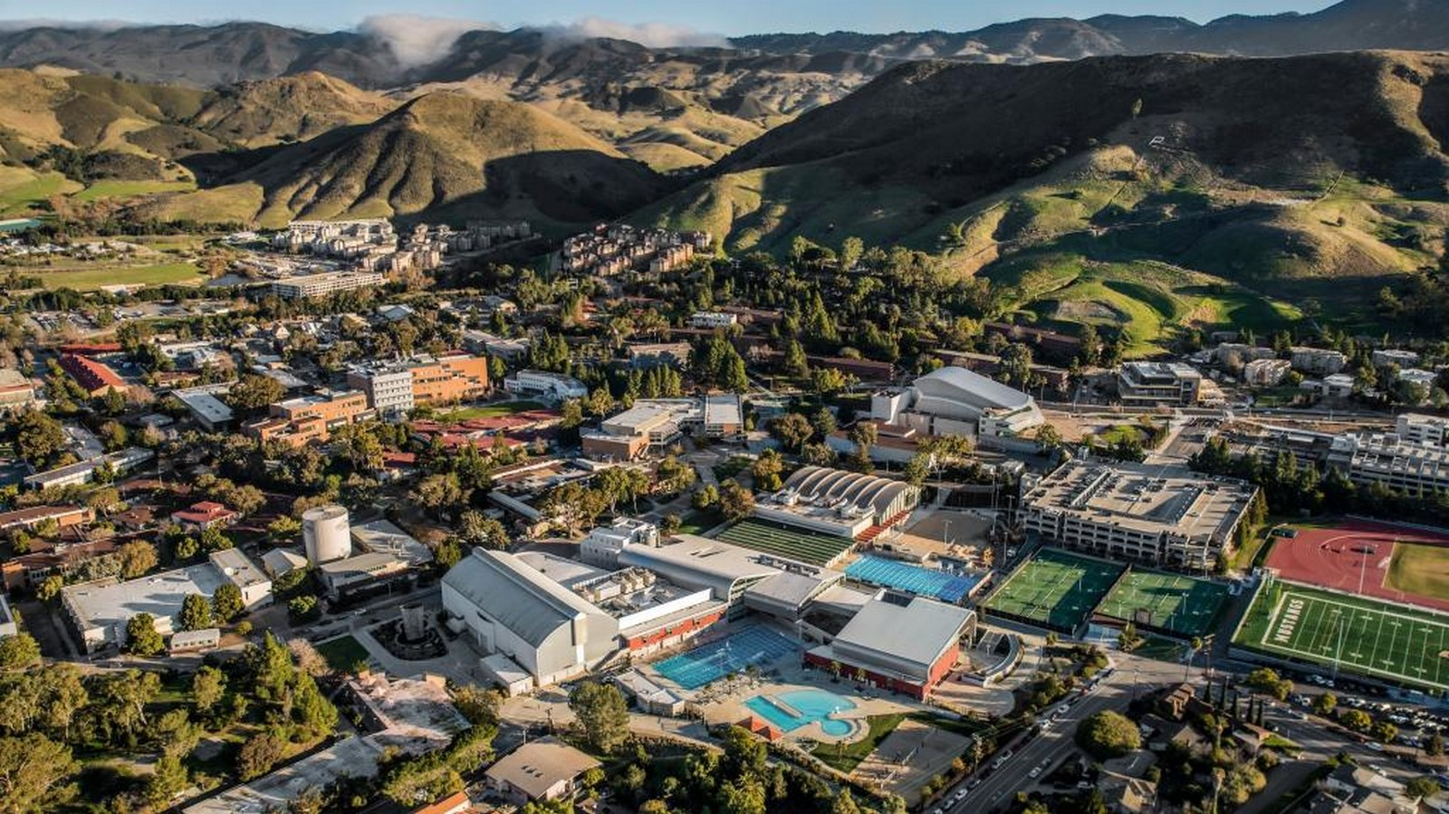 California Polytechnic State University - Sheet1